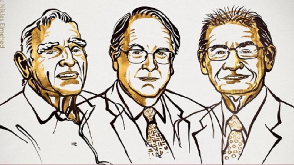रसायनशास्रात 'लिथिअम-आयन बॅटरी'च्या संशोधनकर्त्यांना नोबेल पुरस्कार जाहीर