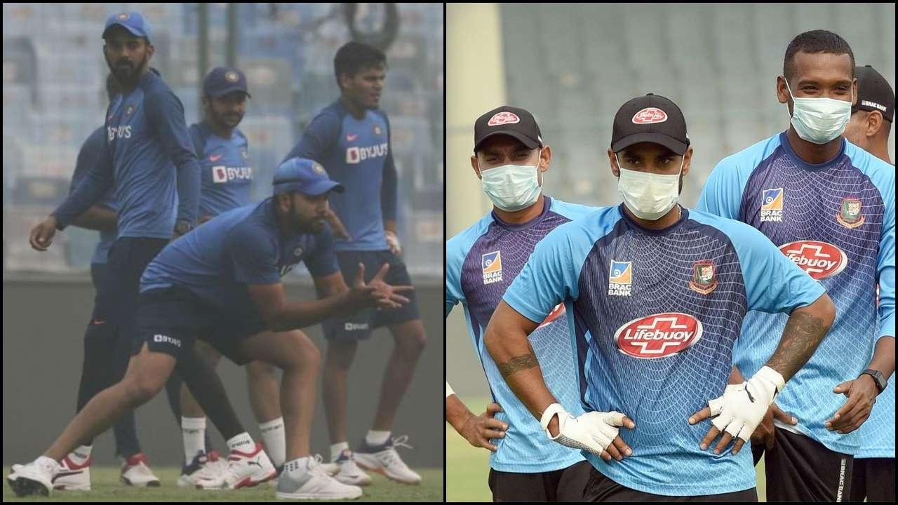आज राजकोटमध्ये रंगणार भारत विरुद्ध बांगलादेश दुसरा टी-२० सामना