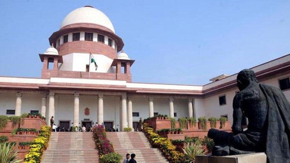 अयोध्येतील विवादात्मक जागा राम मंदिराला देण्याचे सुप्रीम कोर्टाचे आदेश