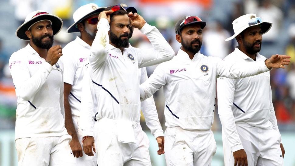शमीची भेदक गोलंदाजी, बांग्लादेशचा पहिला डाव १५० धावात गुंडाळला