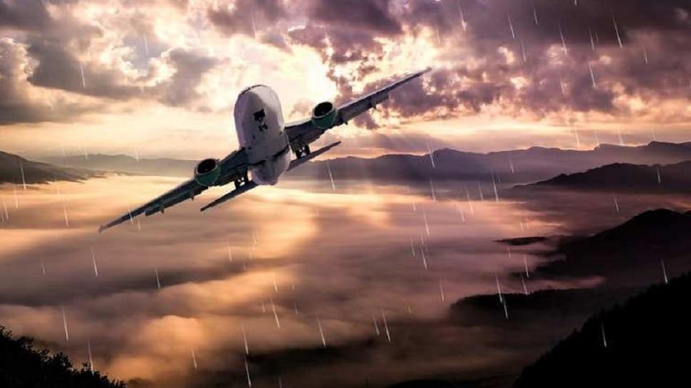 संकटात सापडलेल्या भारतीय विमानाला पाकिस्तानने वाचवले