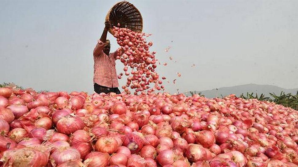 नाशिक - उमराणे बाजार समितीत कांद्याच्या भावाचा विक्रम