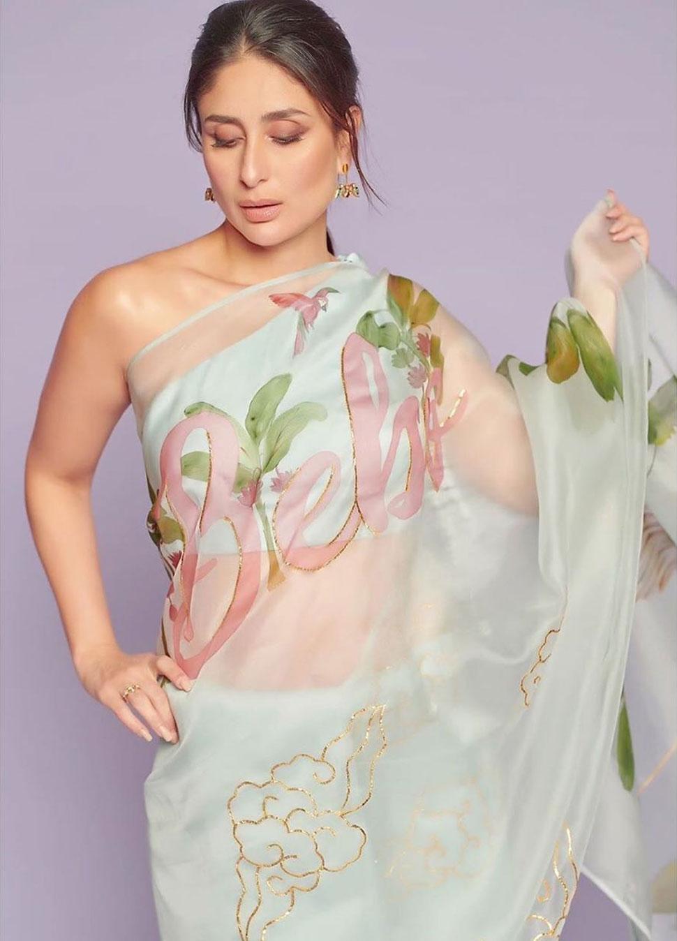 फॅशनचं आयकॉन म्हटलं की बॉलिवूडची बेबो...