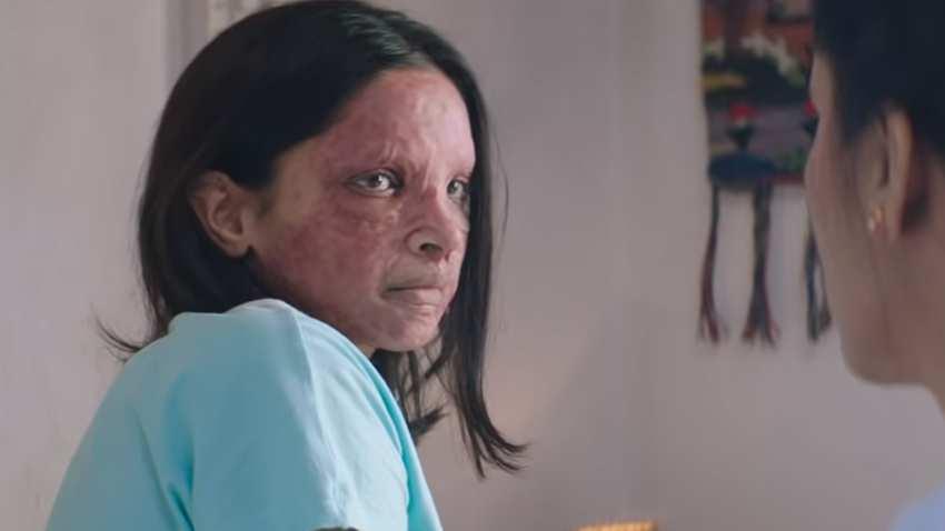 'छपाक'च्या चित्रीकरणादरम्यान दीपिका पुन्हा नैराश्याची शिकार