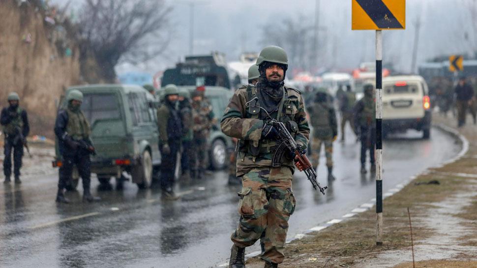 पुलवामा हल्ल्याला वर्षपूर्ती : पाकिस्तानकडून पूंछमध्ये गोळीबार, एक ठार चार जखमी