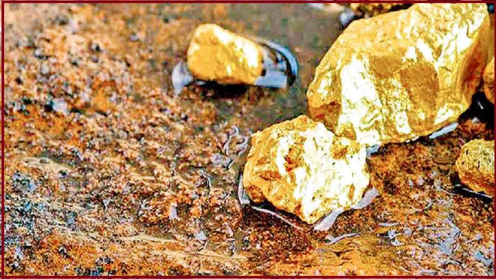 देशात सापडली सोन्याची खान, ३ हजार टन सोनं असण्याची शक्यता