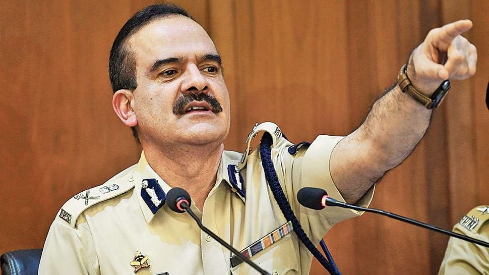 मुंबई पोलीस आयुक्तपदी परमबीर सिंह यांची नियुक्ती