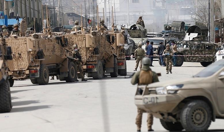 गुरुद्वारावर भ्याड दहशतवादी हल्ला