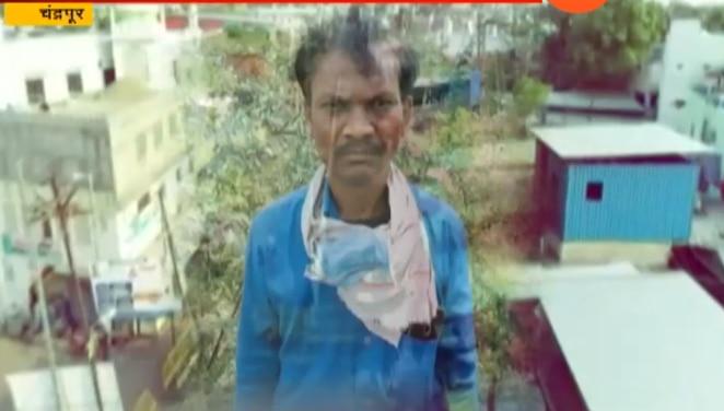 Lockdown : गाव गाठण्यासाठी 'तो' ८०० किलोमीटर चालला