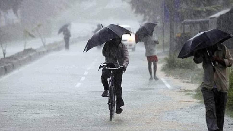 राज्याच्या या भागात अतिमुसळधार पावसाची शक्यता, हवामान खात्याचा अंदाज
