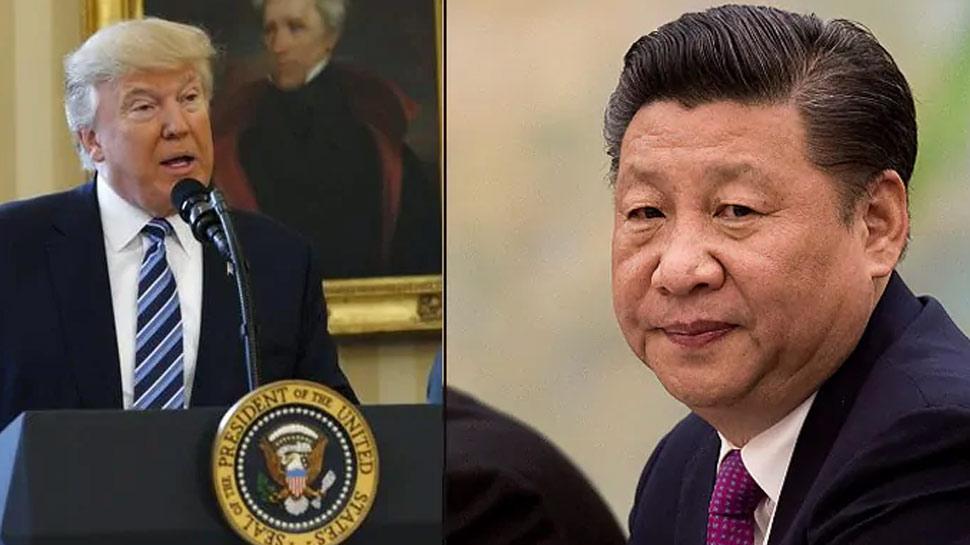 ट्रम्प यांच्या कारवाईमुळे चीन घाबरला, लगेच उचललं हे पाऊल