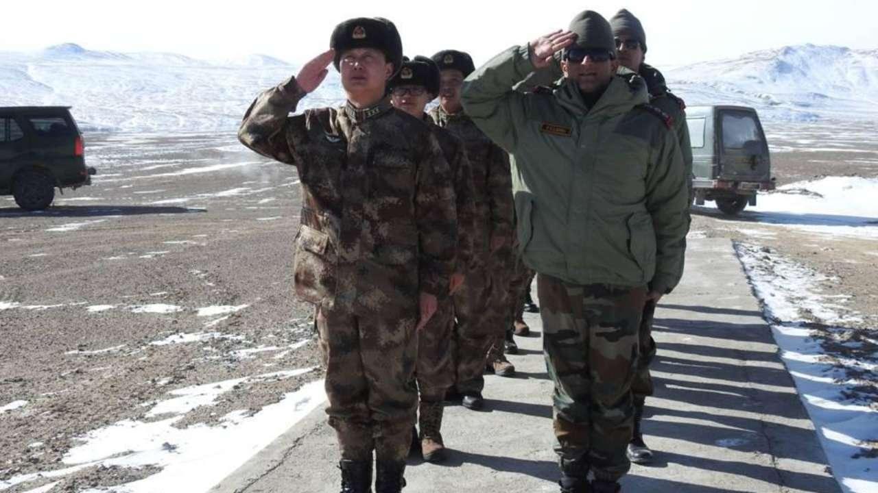 भारत-चीन वाद: ५ तास चालली कमांडर स्तरावरील बैठक, चीनला सैन्य मागे घेण्याच्या सूचना