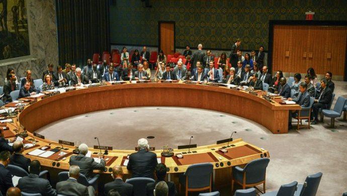भारताची संयुक्त राष्ट्राच्या सुरक्षा परिषदेच्या अस्थायी सदस्यपदी निवड
