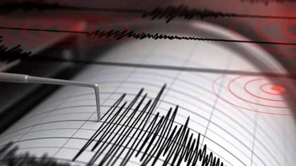 गुजरात आणि मिझोराममध्ये जाणवले भूकंपाचे धक्के