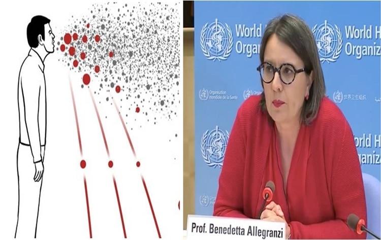 कोरोना : संसर्ग हवेतून होत असल्याचे ठोस पुरावे नाहीत - जागतिक आरोग्य संघटना