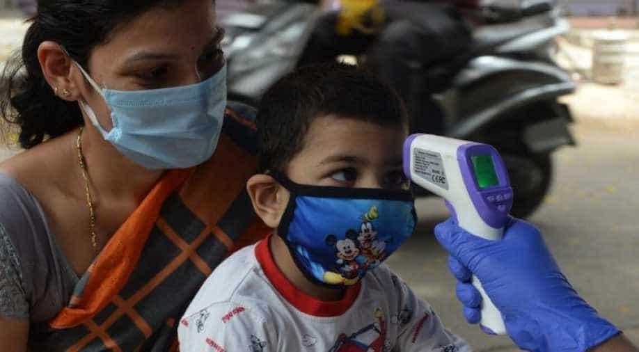 जगात गेल्या 24 तासात भारतात सर्वाधिक कोरोना रुग्णांची वाढ