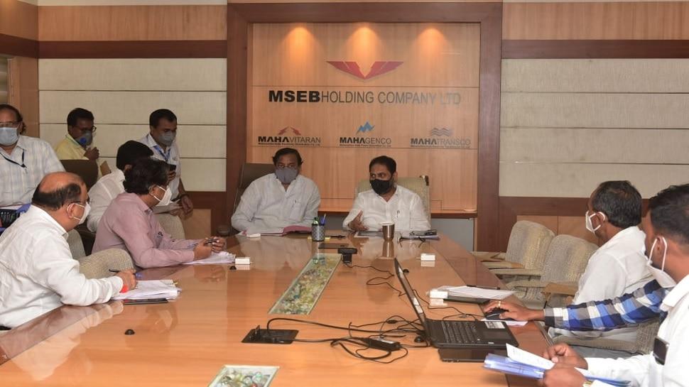 गणेशोत्सव काळात रायगड, रत्नागिरी, सिंधुदुर्गात अखंडित वीजपुरवठा करावा - ऊर्जामंत्री