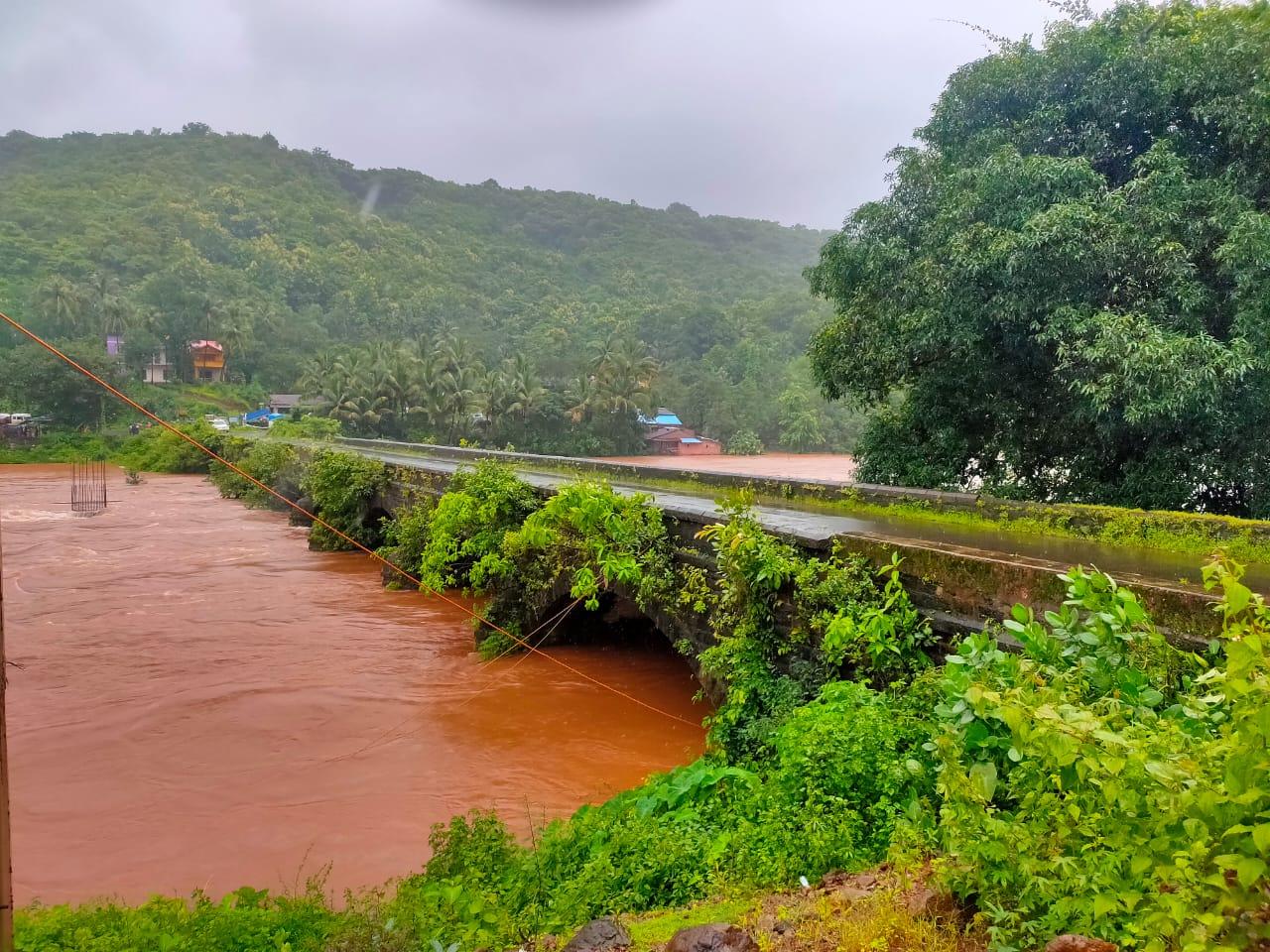राज्यभरात अनेक ठिकाणी चांगला पाऊस, धरण पाणीसाठ्यात वाढ