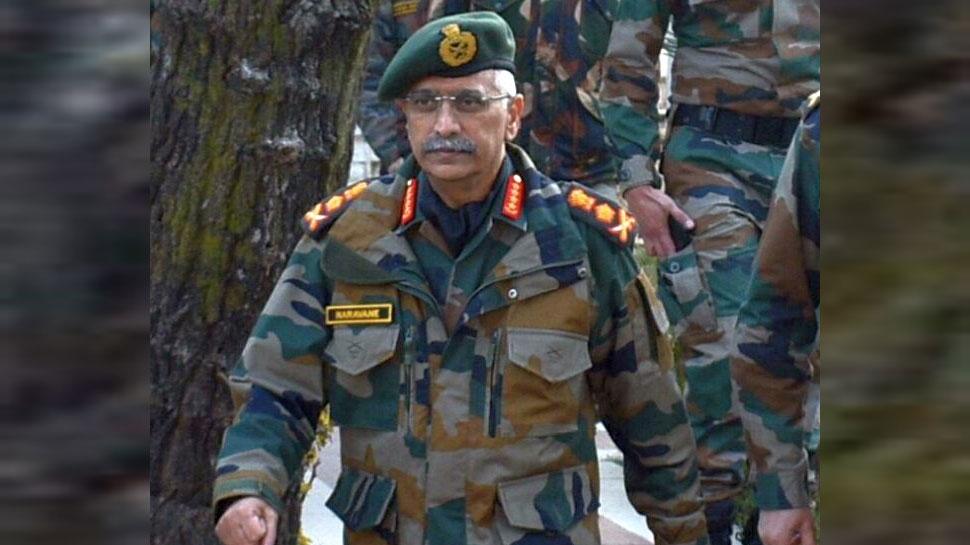 भारत-चीन तणाव : लष्कर प्रमुख जनरल मनोज नरवणे लडाखमध्ये दाखल