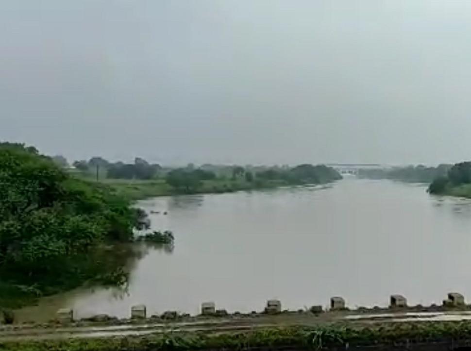 लातूरकरांसाठी खुशखबर; मांजरा नदी वाहू लागल्याने पाणीप्रश्न मिटला