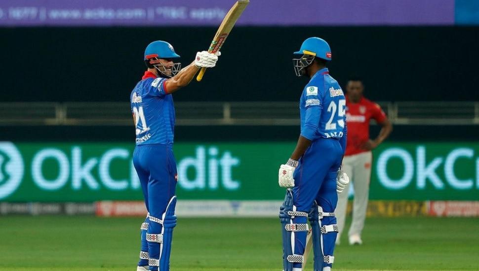 पंजाबच्या संघावर भारी पडला दिल्लीचा हा खेळाडू, २१ बॉलमध्ये ठोकले ५३ रन