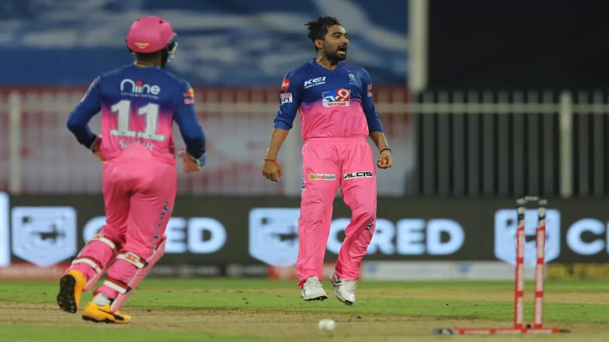 IPL 2020 : संजू सॅमसन, तेवतियाची दमदार कामगिरी, राजस्थानचा चेन्नईवर विजय