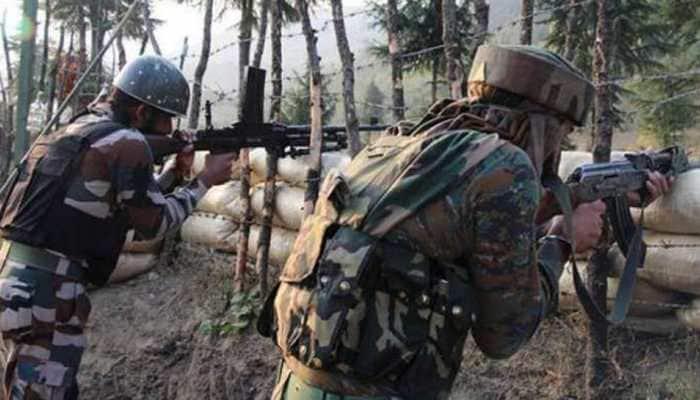 पाकिस्तानकडून पुन्हा गोळीबार, भारतीय जवानांचे चोख उत्तर