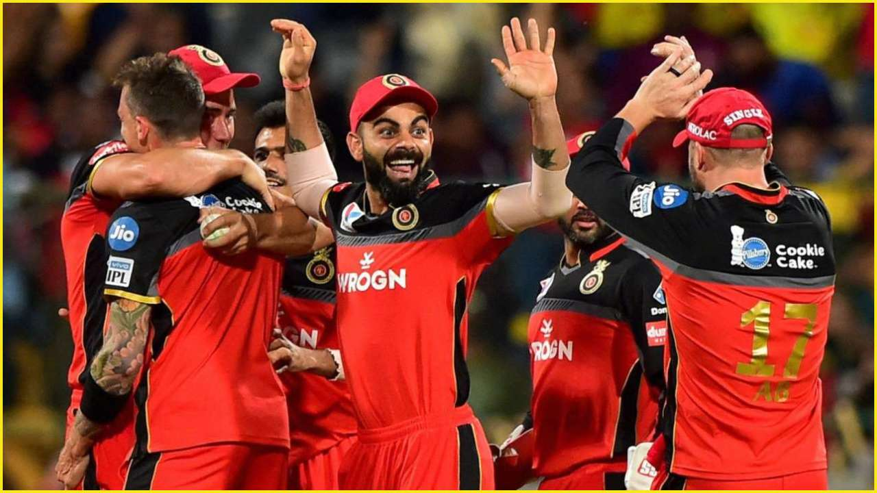 IPL 2020: बंगळुरुचा चेन्नईवर 37 रनने विजय