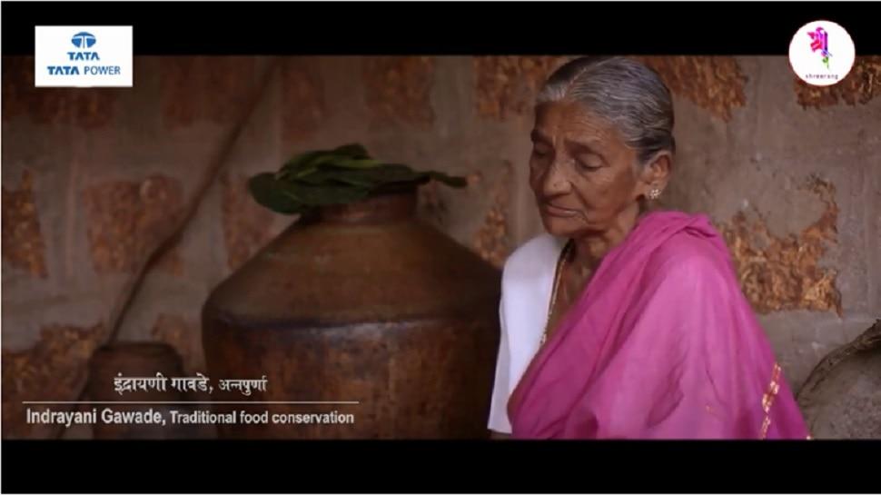 नवदुर्गा : 'नानी' साक्षात् अन्नपूर्णा देवी