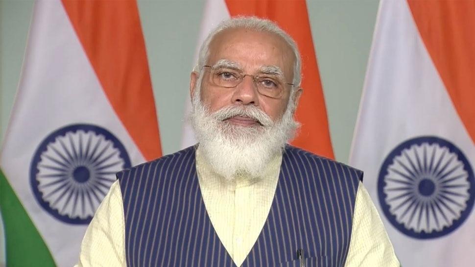 पंतप्रधान मोदी आज 6 वाजता करणार देशाला संबोधित