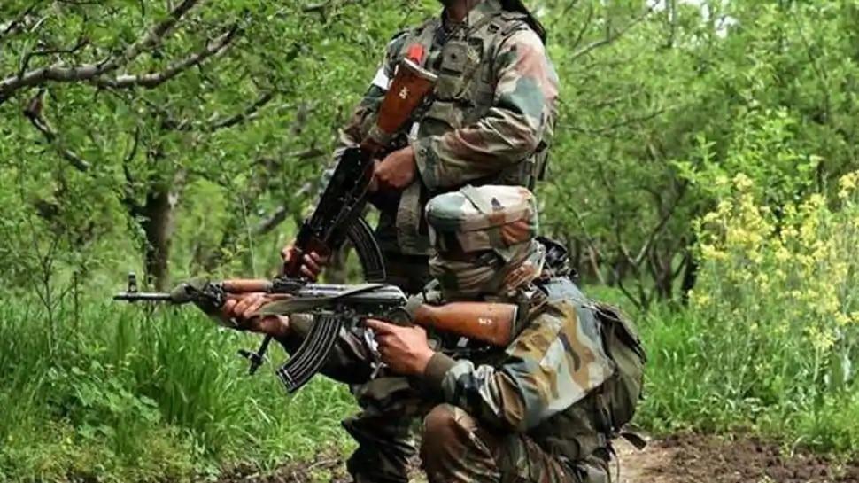 Jammu-kashmir : पुलवामा येथे २४ तासात चकमकीत दोन दहशतवादी ठार