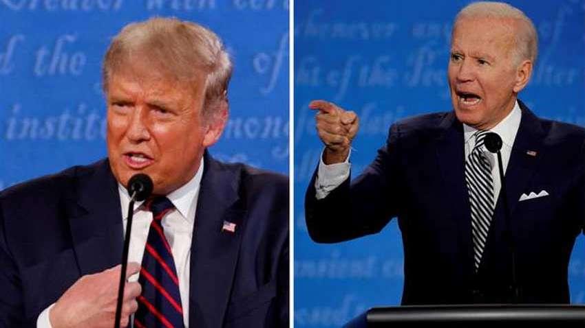 ट्रम्प बेजबाबदार अध्यक्ष, त्यांच्यामुळे अमेरिकेबाबत जगात चुकीचा संदेश गेला: बायडेन
