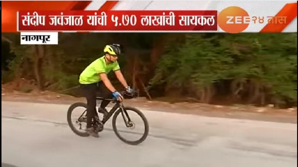 सायकल भक्त : तब्बल ५ लाख ७० हजारांच्या सायकलची खरेदी