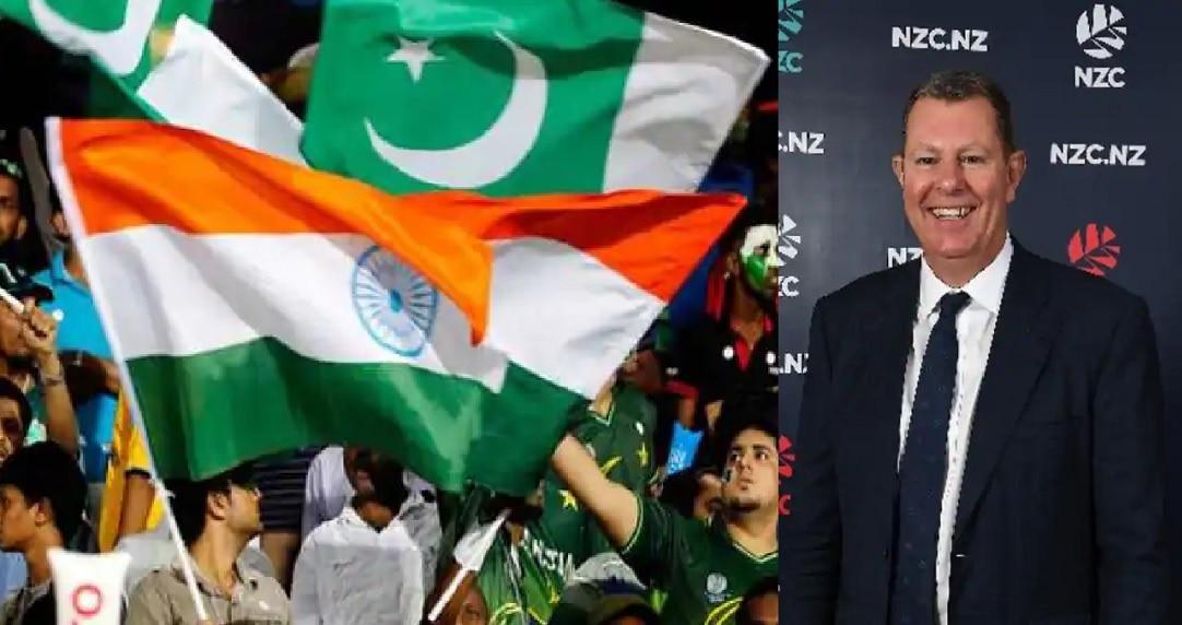 भारत-पाकिस्तान क्रिकेट सिरीजबाबत आयसीसीच्या अध्यक्षांनी अशी दिली प्रतिक्रिया