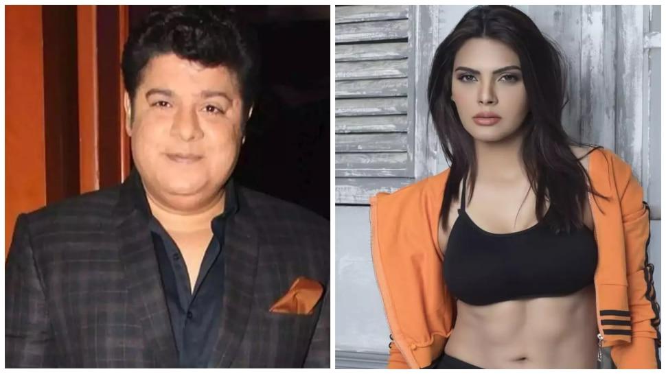 'त्याने प्रायव्हेट पार्ट काढत..'; Sherlyn Chopra चा Sajid Khan वर गंभीर आरोप