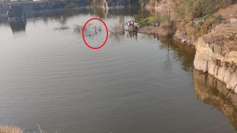 बारामतीत पोहायला गेलेल्या दोन मुलांचा मृत्यू