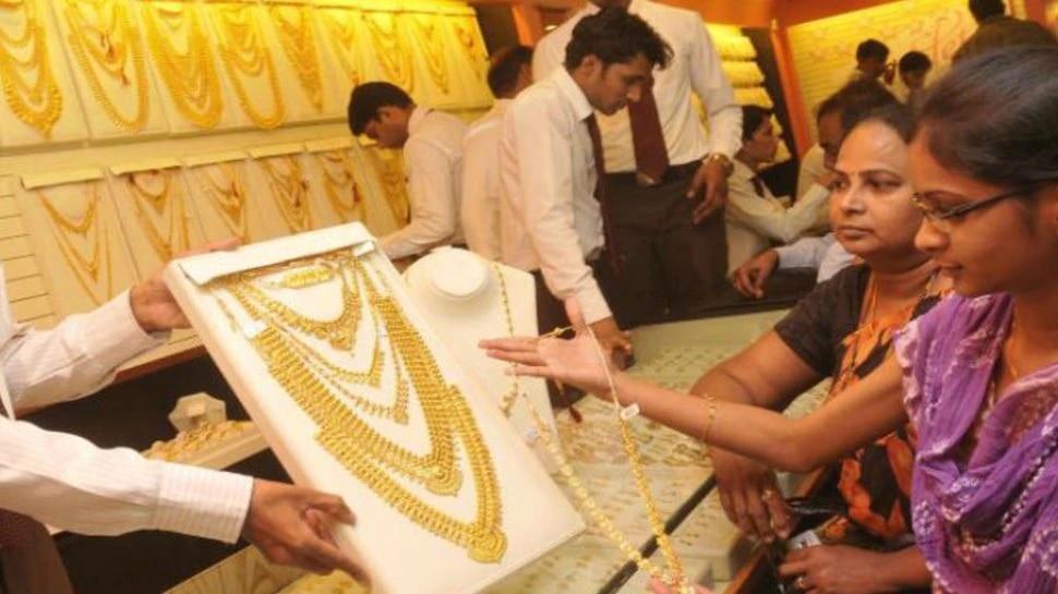 Gold Price Today: सोनं झालं १० हजारानं स्वस्त