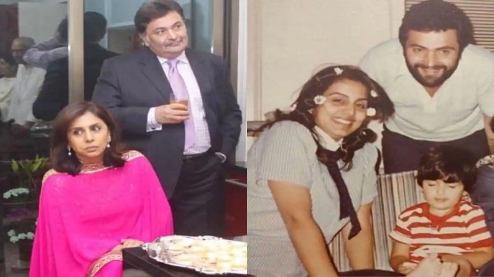 Neetu Kapoor यांच्याकडून  Rishi Kapoor यांची शेवटची आठवण शेअर