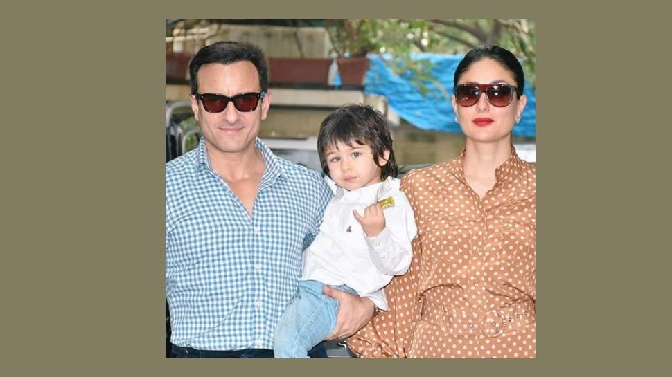 Kareena Kapoor च्या दुसऱ्या मुलाचा फोटो लीक, रणधीर कपूर यांनी चुकून केला फोटो पोस्ट
