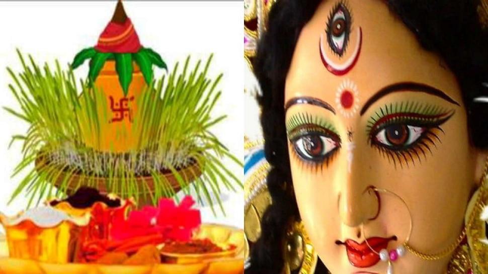 Chaitra Navratri 2021 : चैत्र नवरात्रोत्सवाचे महत्व; या मंत्रजापाने करा नवीन वर्षाची मंगलमय सुरूवात