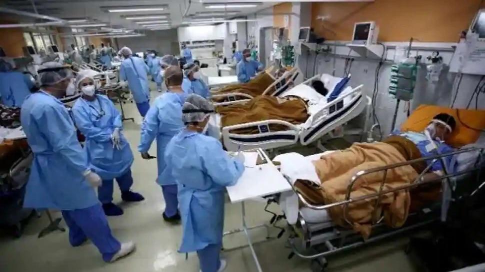 कोरोनाची स्थिती या देशात अंत्यत भयावह, डॉक्टरच रुग्णांना बेडला ठेवतात बांधून