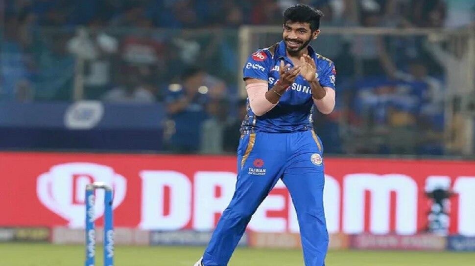 IPL 2021 : Jasprit Bumrah ने हा रेकॅार्ड केल्यामुळे, मुंबई इंडियन्सचा पराभव