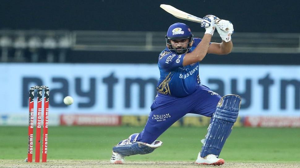 IPL 2021 : Rohit Sharma ने नोंदवला नवीन रेकॅार्ड, रैना आणि कोहलीलाही टाकले मागे