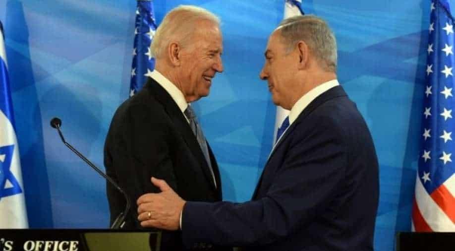Palestine विरुद्ध Israel ला मिळाली America ची साथ, बायडेन म्हणाले...