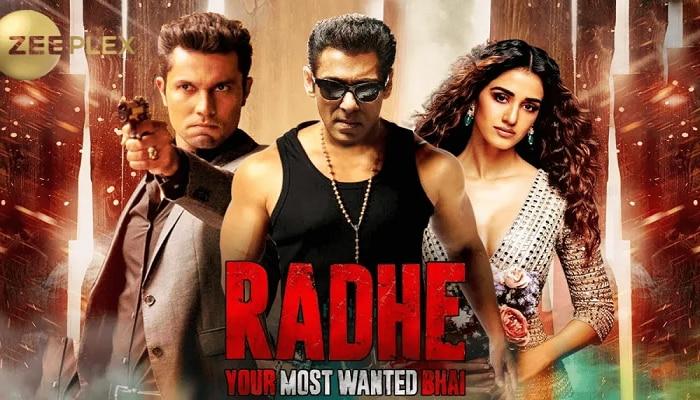 Box Office Collection : भारतात नाही परदेशात 'राधे'चा बोलबाला