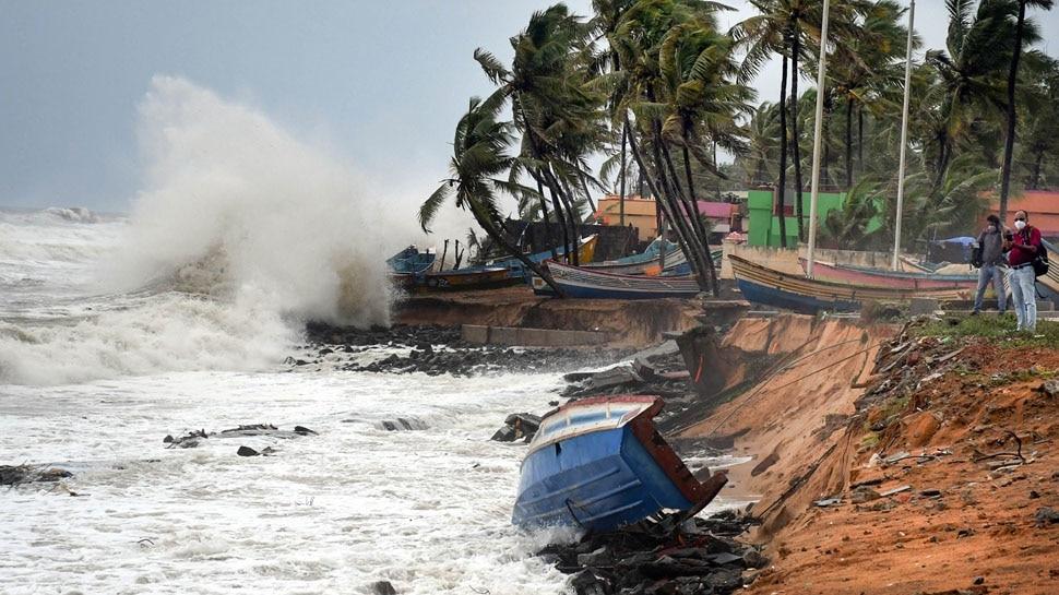 Cyclone Tauktae: कोणी दिलं चक्रीवादळाला 'तौक्ते' हे नाव, काय आहे त्याचा अर्थ?