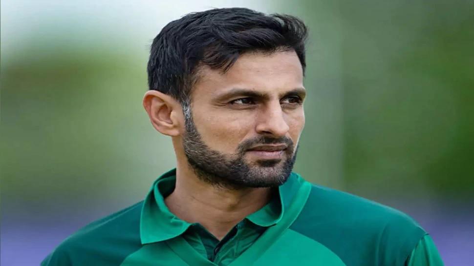 शोएब मलिकचा पाकिस्तान क्रिकेट बोर्डवर गंभीर आरोप