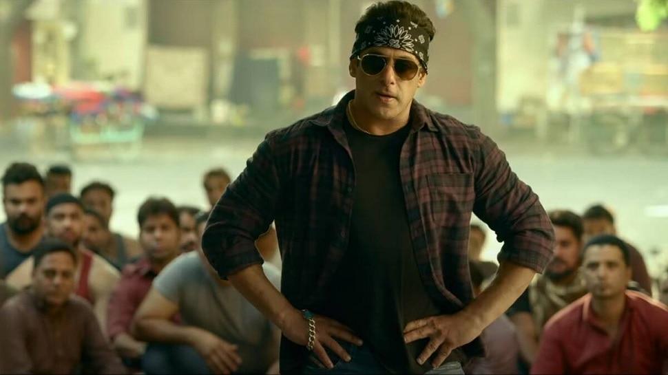 धक्कादायक...! अभिनेता सलमान खानचा नवा सिनेमा राध्ये फक्त ५० रूपयांत