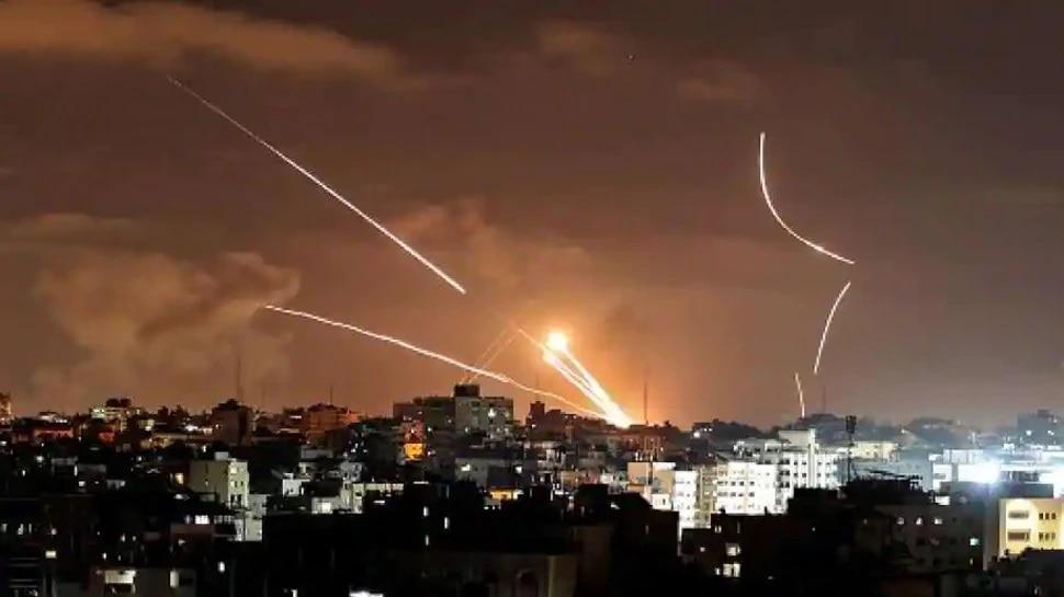 महायुद्धाची भीती ! पॅलेस्टाईनच्या समर्थनार्थ लेबनॉनची उडी, इस्त्रायलवर चढवला रॉकेट्सचा हल्ला