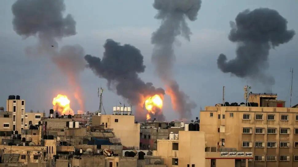 11 दिवसानंतर इस्त्रायल - पॅलेस्टाईनमधील रॉकेट हल्ले थांबले, जगाने सोडला सुटकेचा श्वास